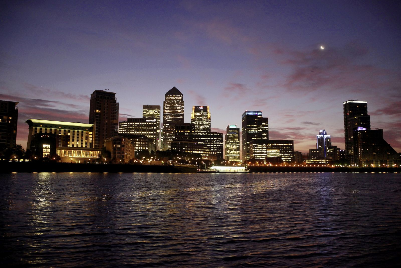 London / Financial District