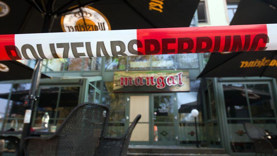 Brandanschlag auf Restaurant in Chemnitz
