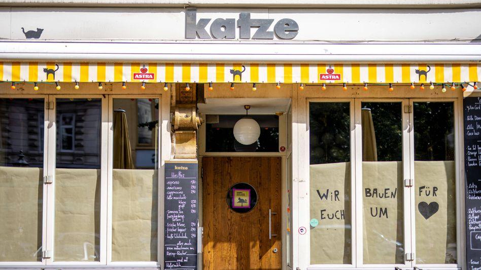 """Bar """"Katze"""" im Hamburger Schanzenviertel: Corona-Fälle beim Servicepersonal"""