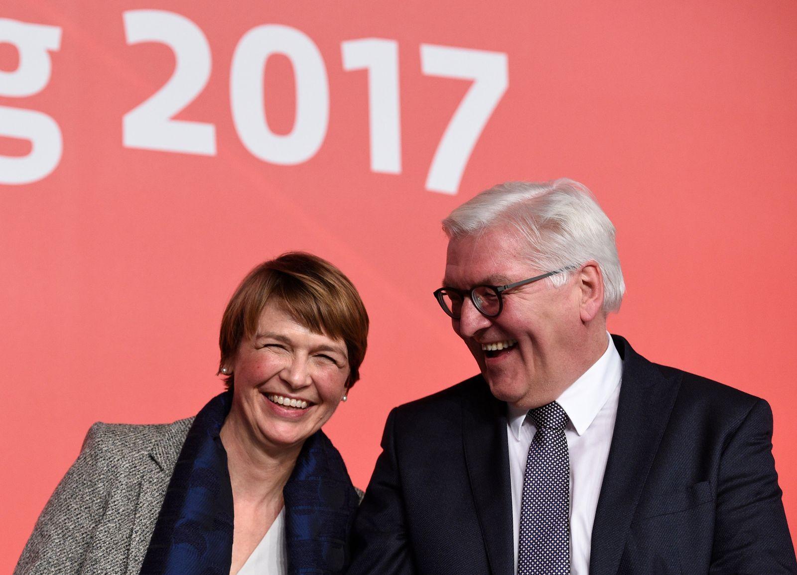Frank-Walter Steinmeier / Elke Büdenbender