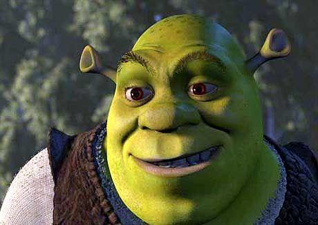 Film-Troll Shrek: Das zunächst grässliche Monstrum entpuppt sich als (relativ) netter Kerl