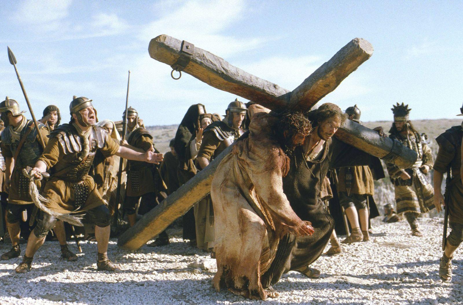 EINMALIGE VERWENDUNG Die Passion Christi/ Mel Gibson