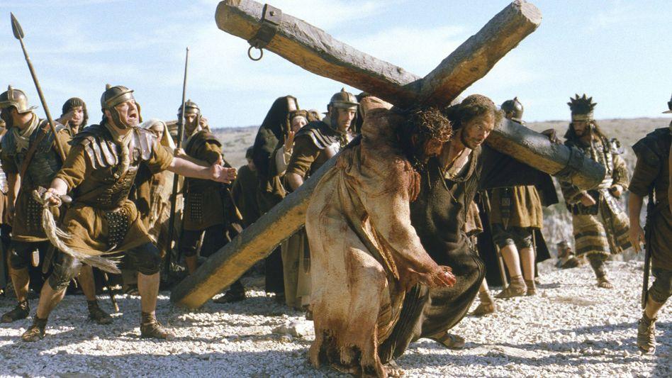"Filmszene aus ""Die Passion Christi"""