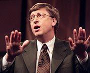 William Gates III, genannt Bill: Jede Verkündigung verändert die Welt