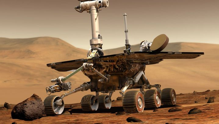 """Mars-Rover """"Opportunity"""": Das wird nix mehr"""