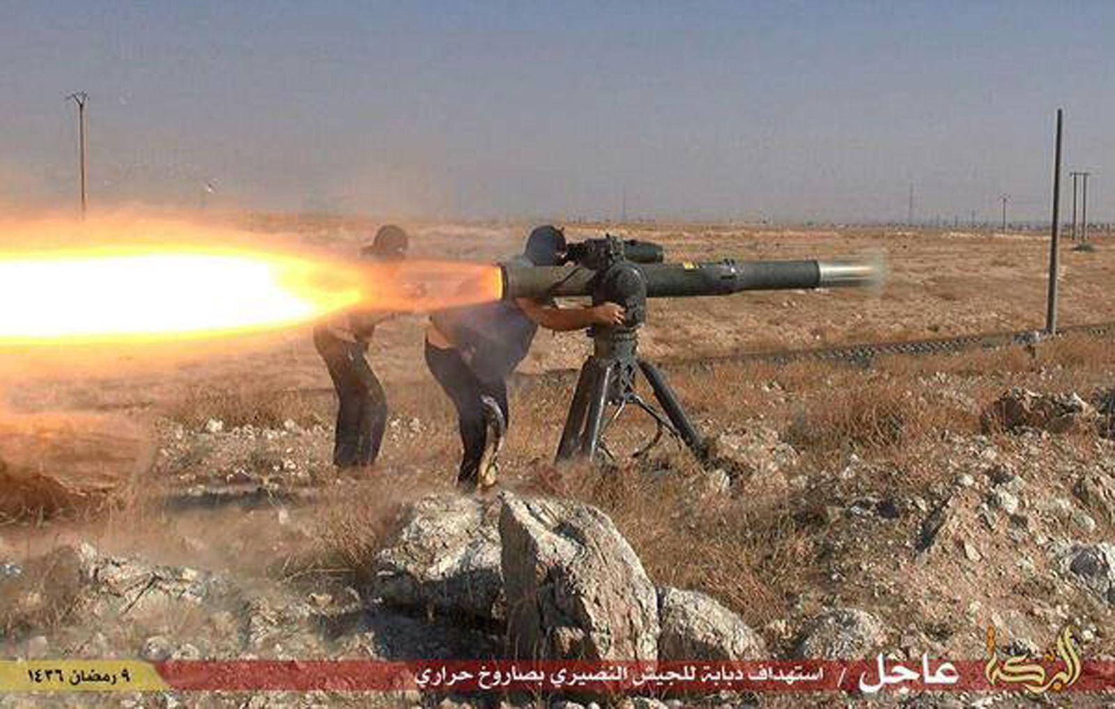 Islamischer Staat IS Syrien