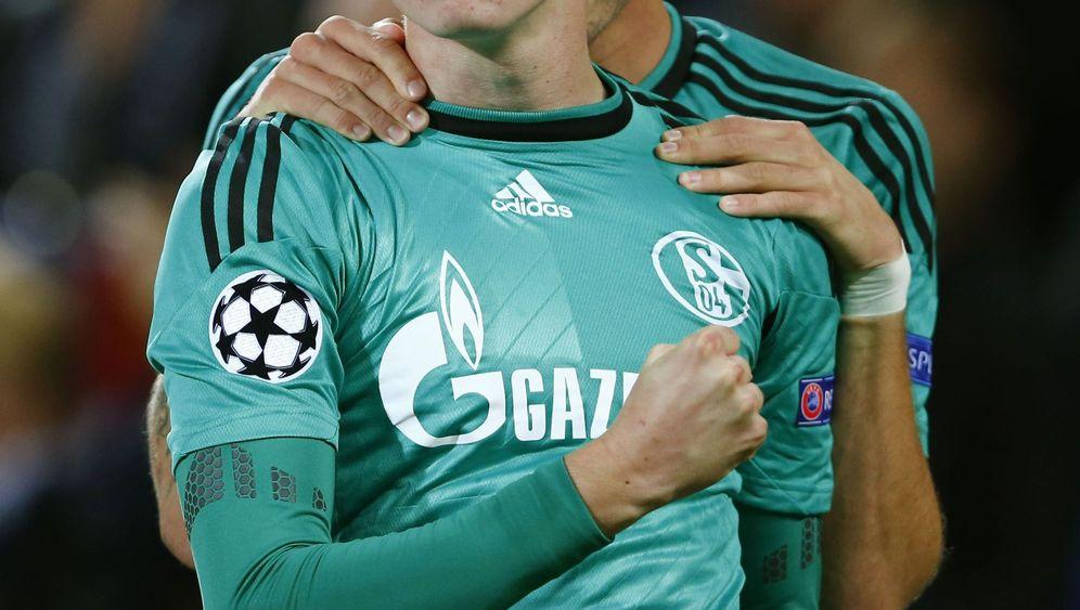 Sieg in Basel: Draxlers Traumtor erlöst Schalke