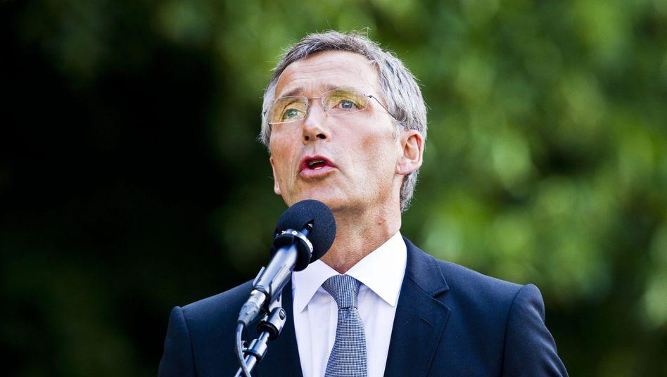Norweger Stoltenberg: Bald an der Spitze der Nato