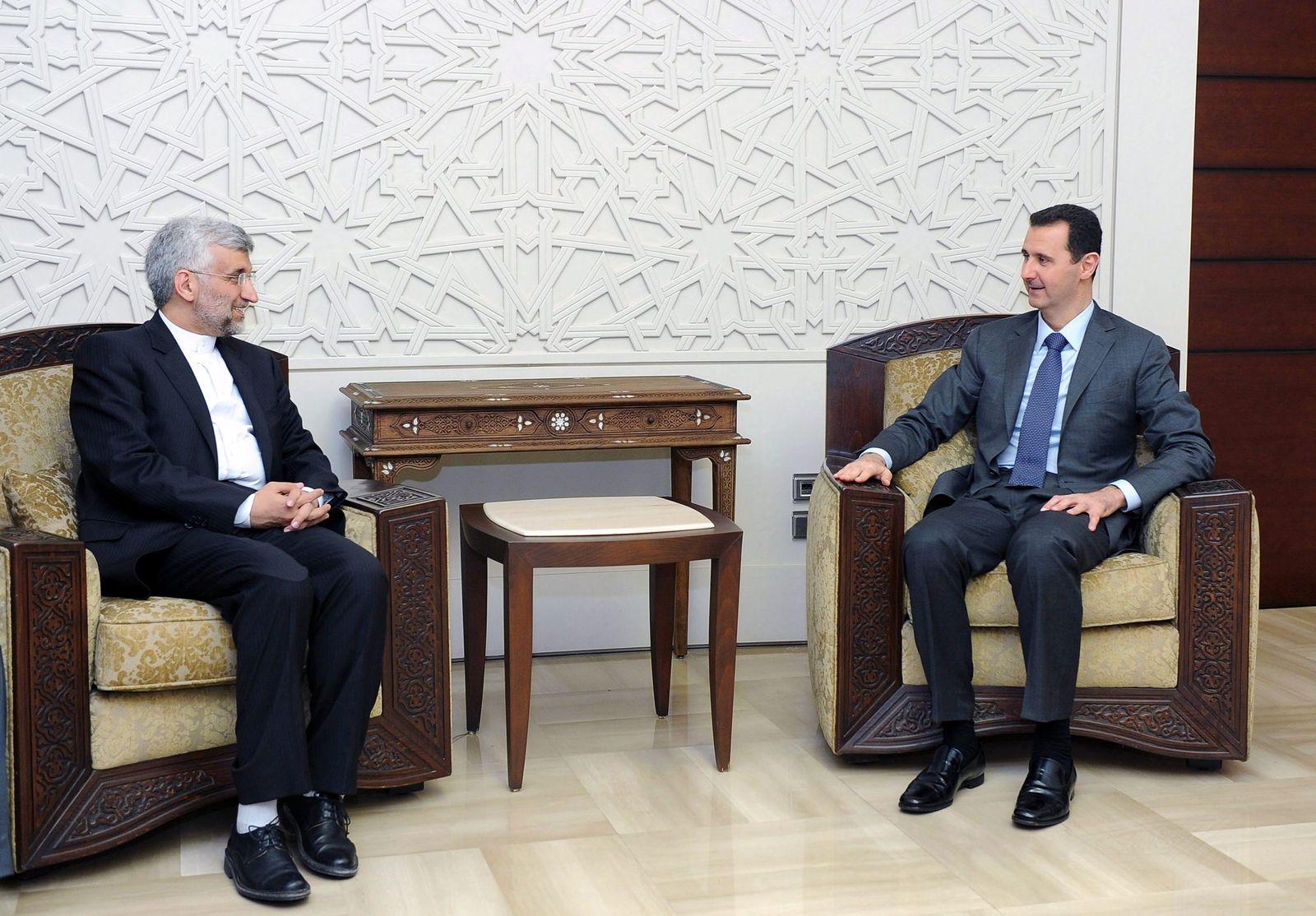 Assad / Dschalili