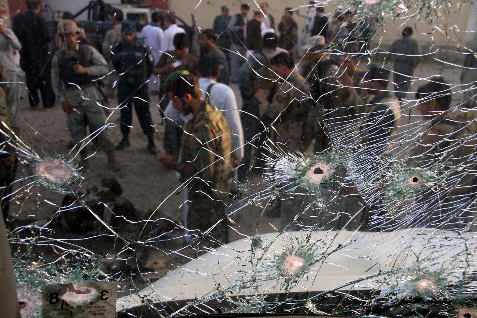 Afghanistan Attentat