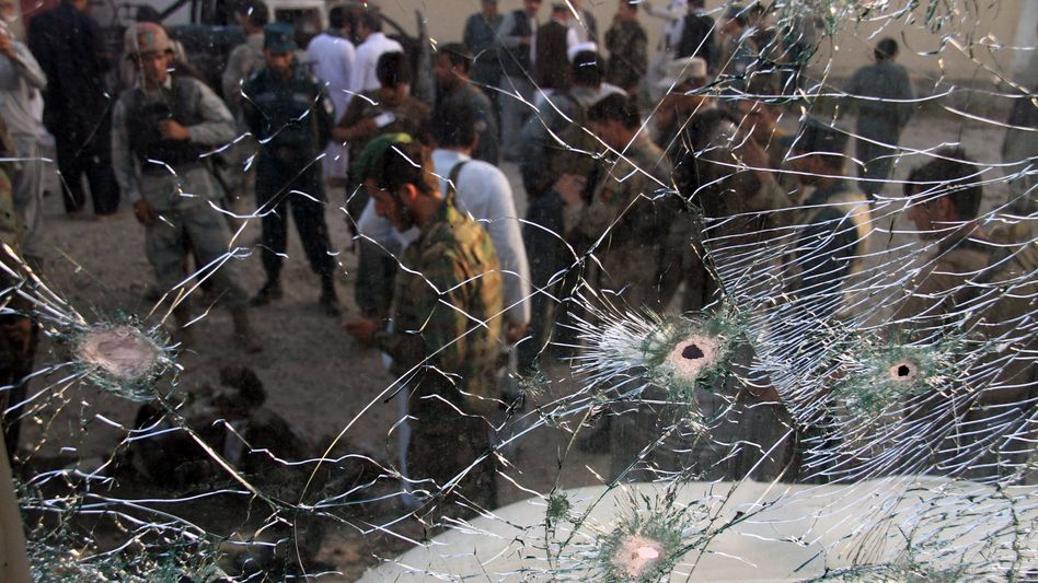 Attentat in Afghanistan (am 1. Juni 2015): Immer wieder zivile Opfer