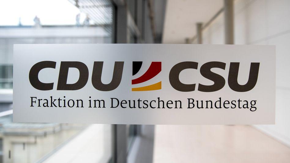 Logo der CDU/CSU-Fraktion