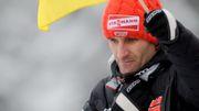 Ackermann ist nicht mehr Trainer der Nordischen Kombinierer