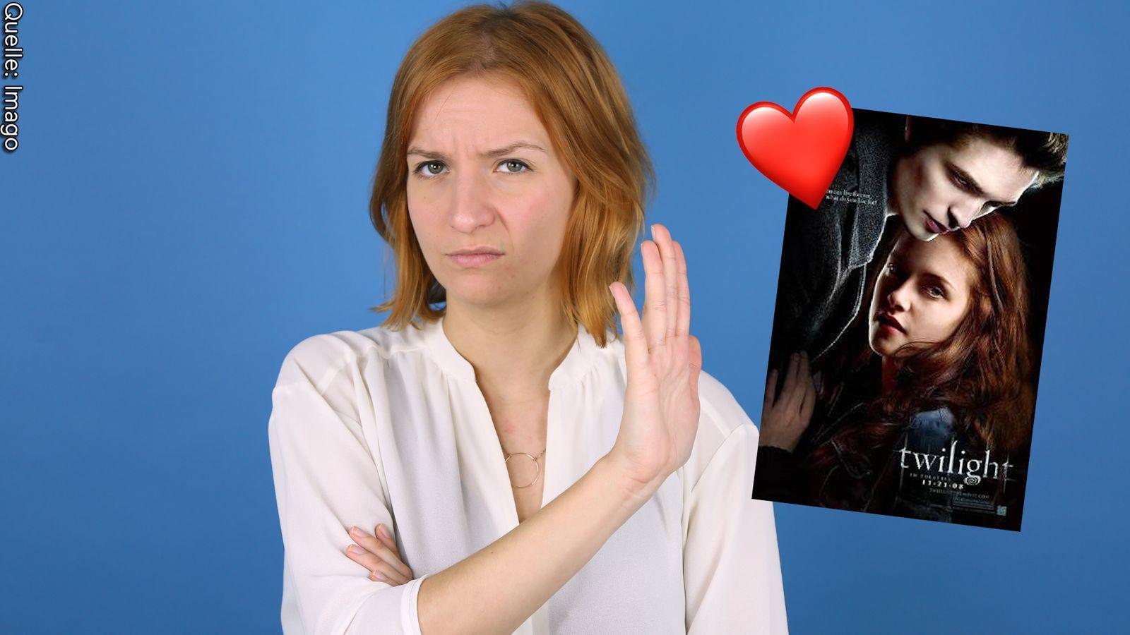 Romantik in Liebesfilmen ist Stalking