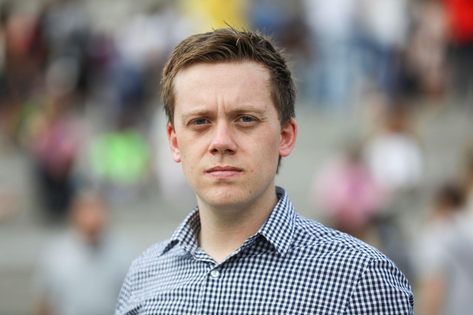 Owen Jones/ Journalist
