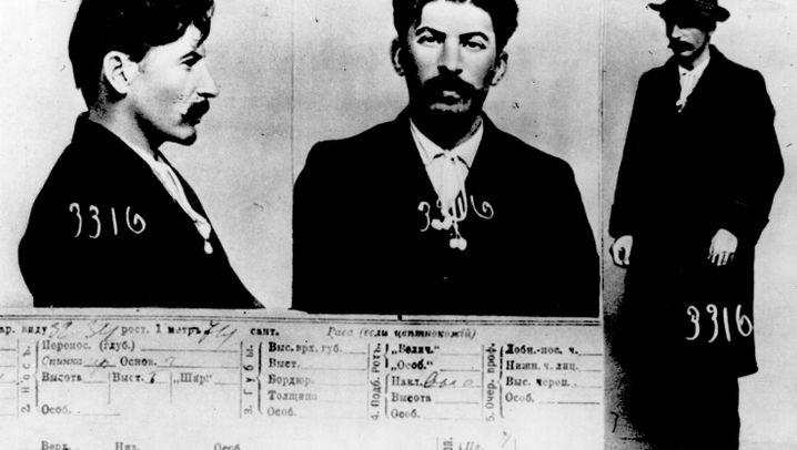 Hitler, Churchill, Stalin: An der Front