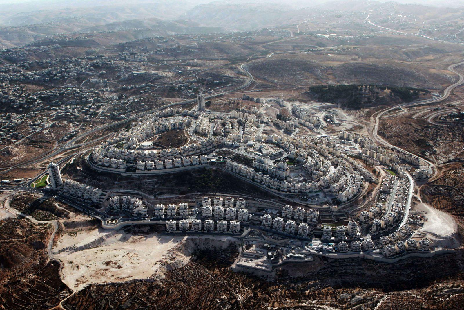 Ost-Jerusalem Siedlung Har Homa