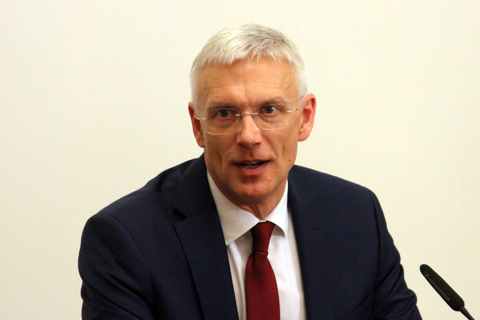 Karins wird lettischer Ministerpräsident