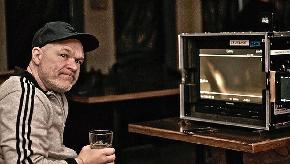 Regisseur Boll am Filmset: »Goldene Himbeere« für sein Lebenswerk