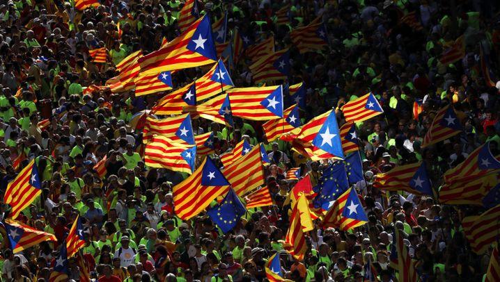 """Unabhängigkeitsreferendum in Katalonien: """"Es kann kaum schlechter werden in Spanien"""""""