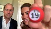 Kate und William als Bingo-Callers