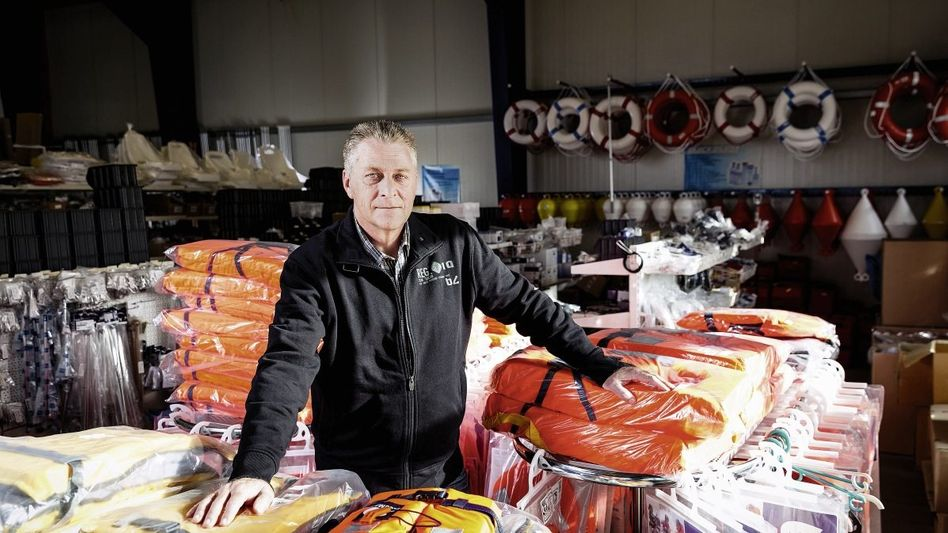 Heribert Kantschuster, Bootsbaumeister: »Der Onlinehandel ist ein knallhartes Geschäft. Jede Negativbewertung kann geschäftsschädigend sein.«