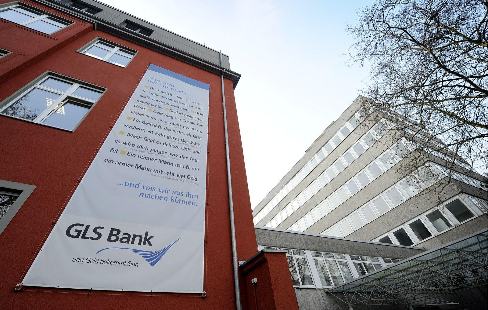 NICHT VERWENDEN GLS Bank