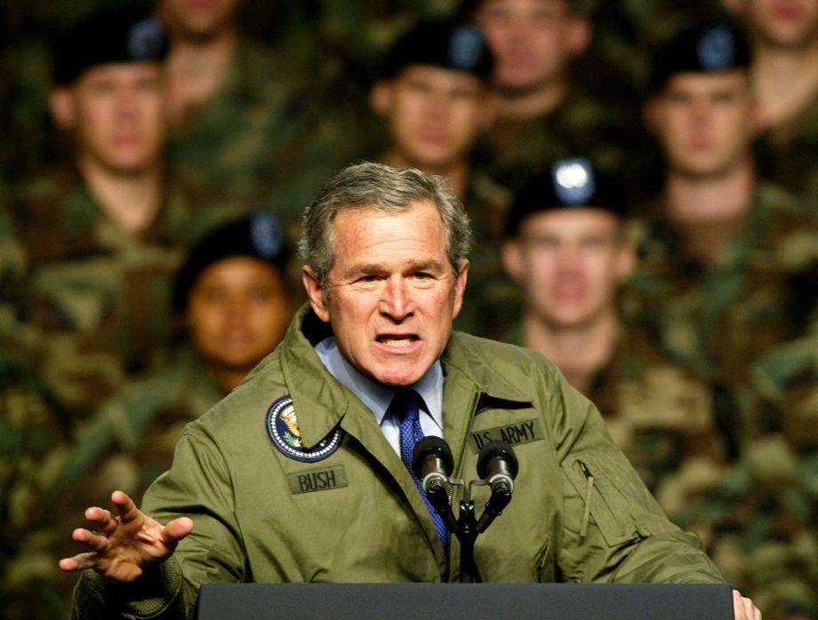 dick cheney der irak krieg reden
