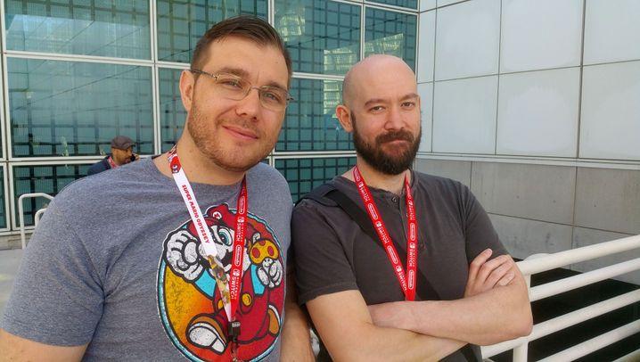 Umfrage in Amerika: Welche deutschen Games kennen Besucher der Spielemesse E3?