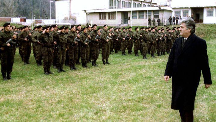 Radovan Karadzic: Psychiater, Lyriker und mutmaßlicher Kriegsverbrecher