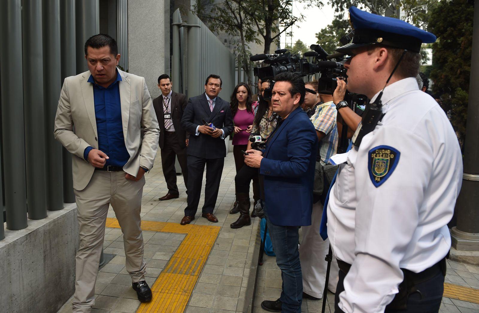 El Chapo Guzman Auslieferung