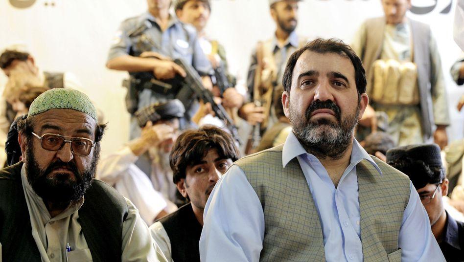 Präsidentenbruder Wali Karzai: Idealer Zuträger der CIA