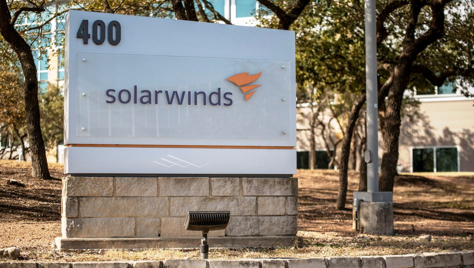 SolarWinds-Hauptquartier in Austin, Texas