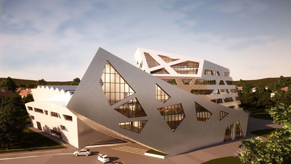 Raumschiff für die Heide: Wie lässt sich der Libeskind-Bau finanzieren?