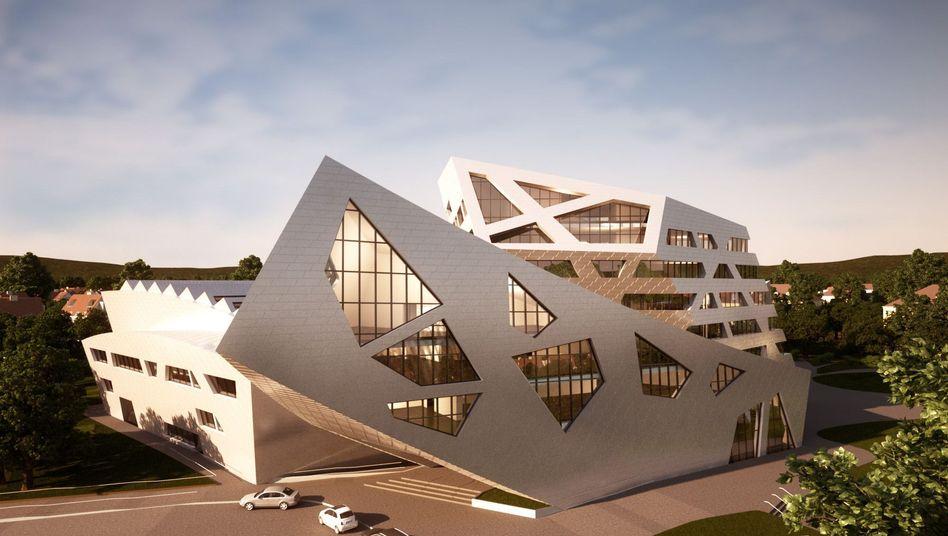 """Libeskind-Bau : """"Ein Gau, wenn das Vorhaben platzt"""""""