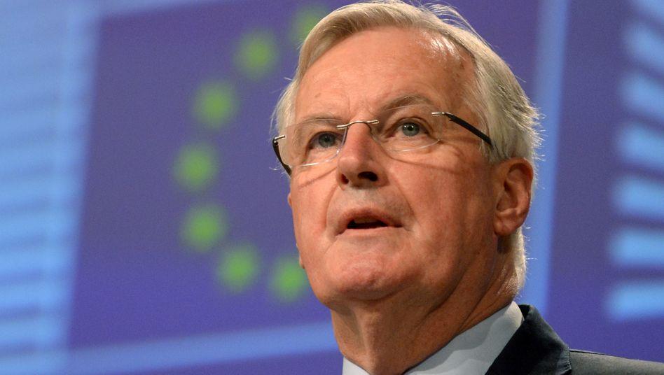 """EU-Chefunterhändler Michel Barnier: """"Unsere Differenzen sind nicht überraschend"""""""