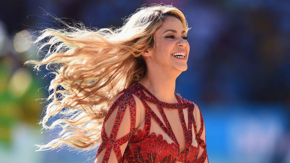 Popstar Shakira: Zwischen Bühne und Kinderzimmer