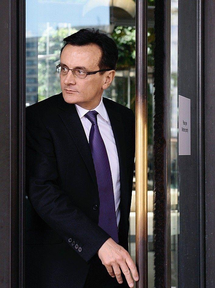 AstraZeneca head Pascal Soriot in 2014