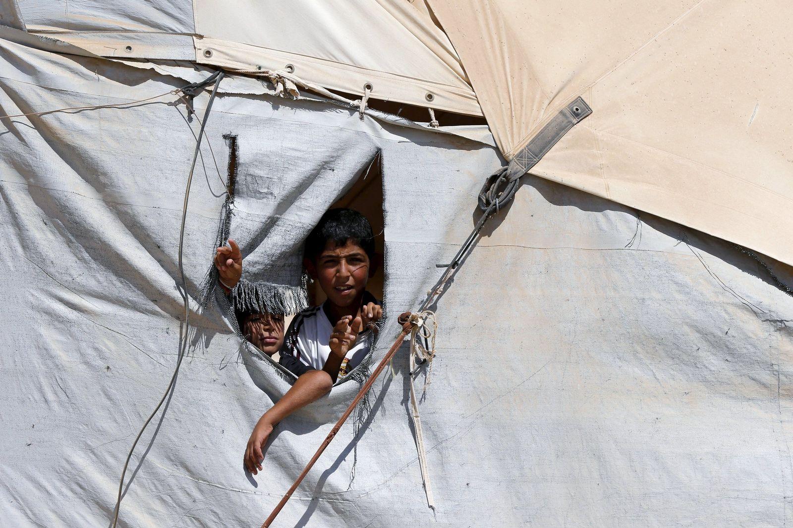 Flüchtlinge/Syrien/Jordanien