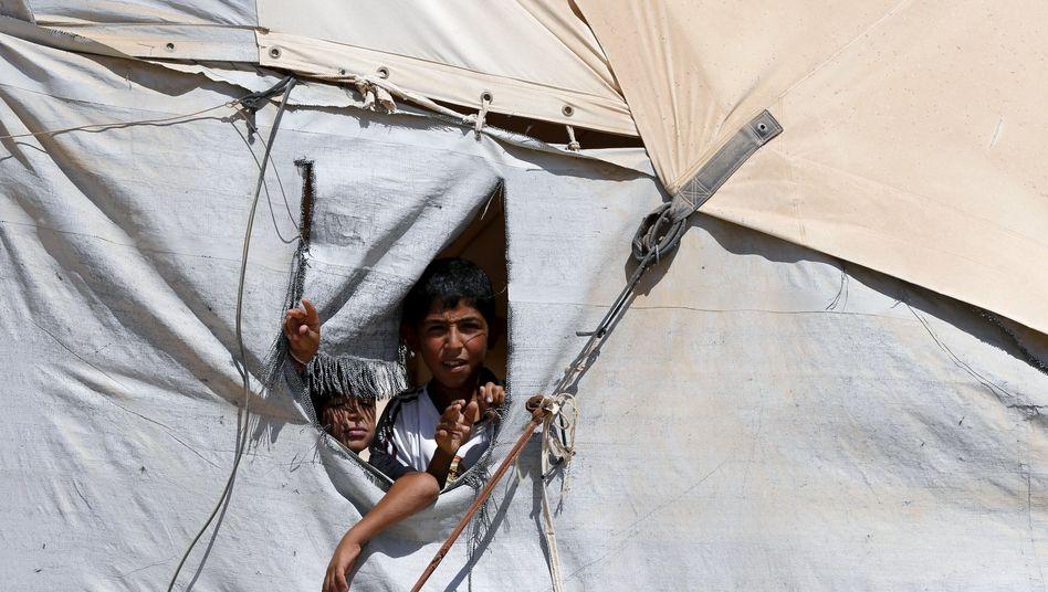 Syrische Flüchtlinge in Jordanien: Oxfam kritisiert die internationale Gemeinschaft