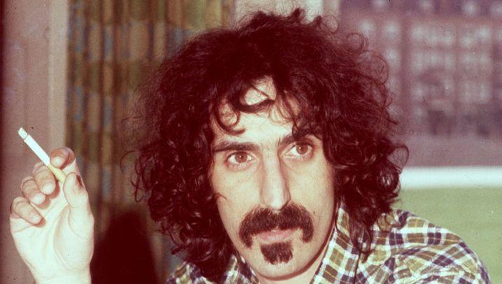 Musiker Frank Zappa: Perfektionismus und Kaffee