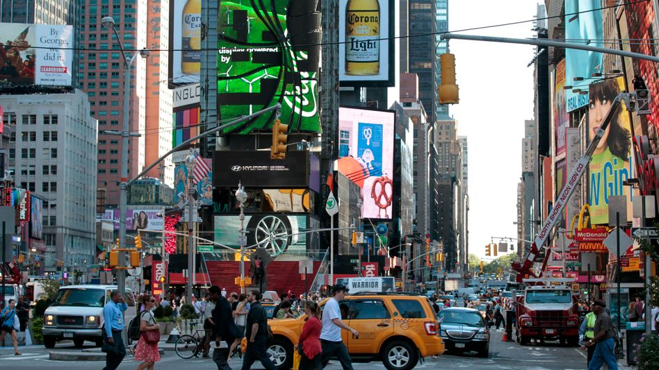 New York: Überwachung aus bis zu 100 Metern Entfernung möglich?