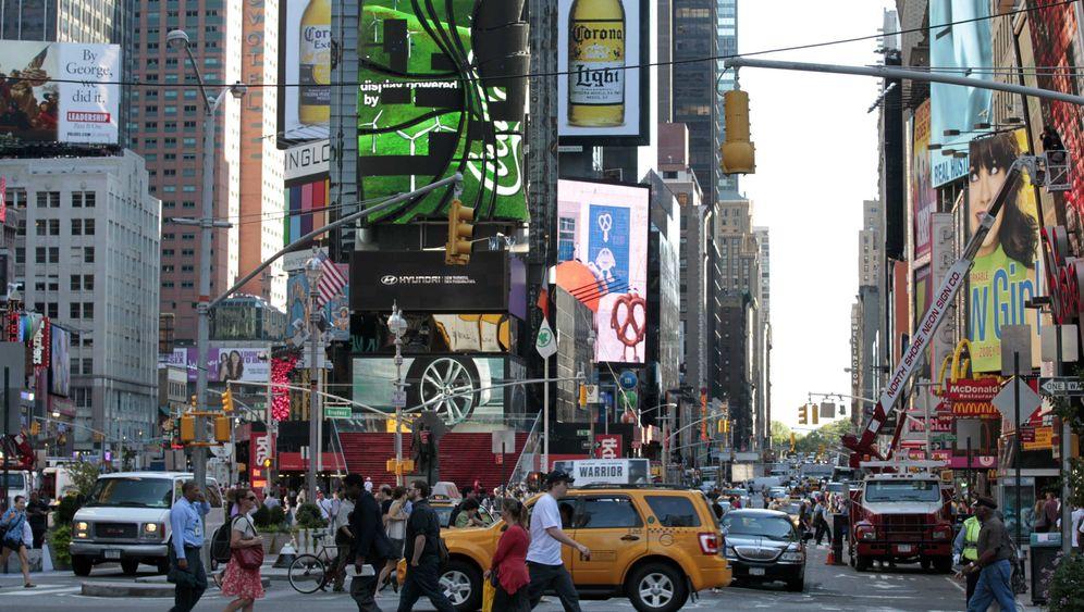 Buch über New York: Die Welt mit anderen Augen sehen