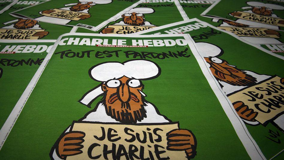 """""""Charlie Hebdo""""-Ausgabe: Kontroverse in Israel"""