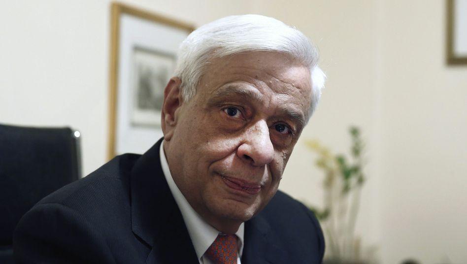 Ex-Innenminister Pavlopoulos: Neuer Staatschef von Griechenland