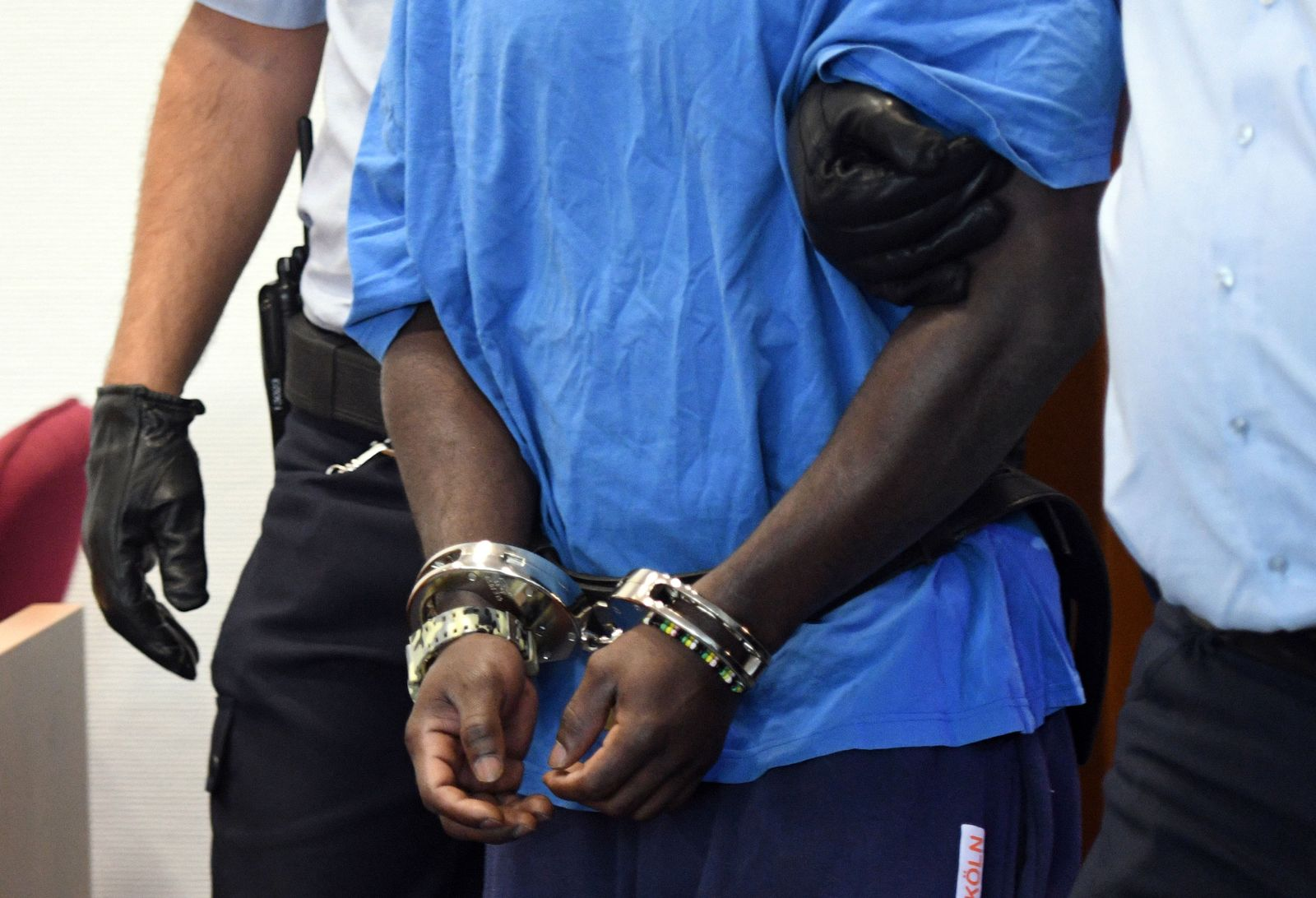 Prozess wegen Vergewaltigung in Bonner Rheinaue