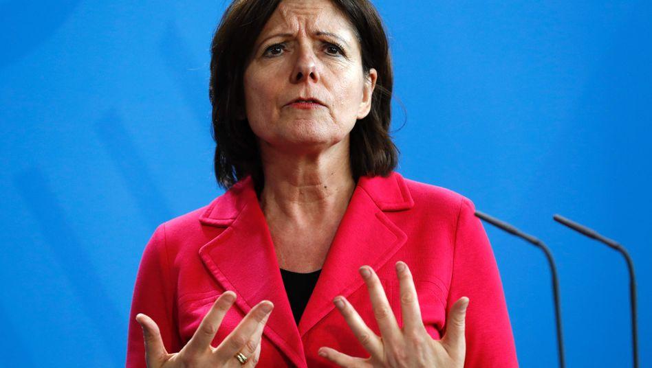 Rheinland-pfälzische Ministerpräsidentin Malu Dreyer (Archivbild)