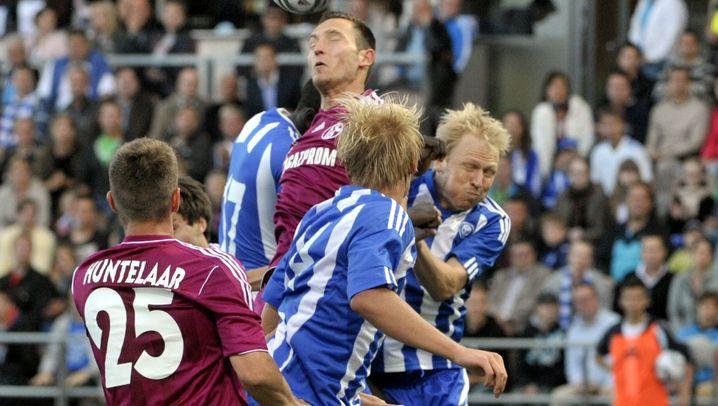 Europa League: Helsinki mit Herz, Schalke ohne Schwung