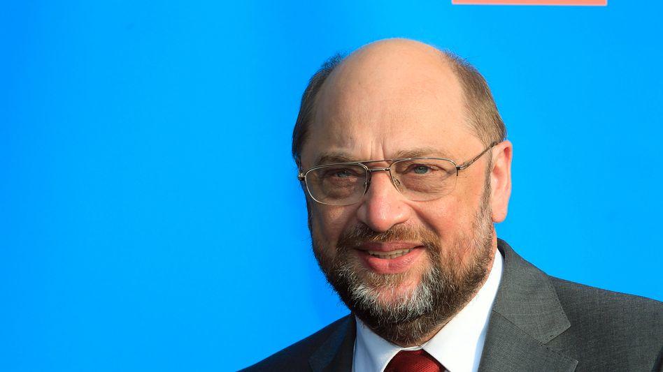 "Sozialdemokrat Schulz: ""Martin Who?"""