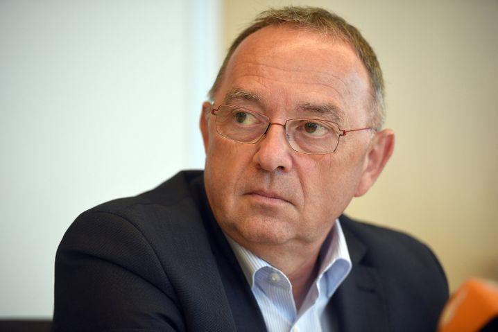 Politiker Walter-Borjans
